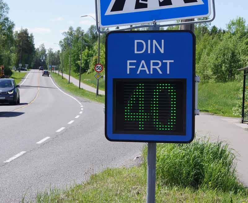 Din fart